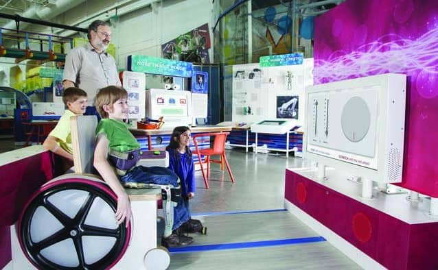 """Montshire Museum of Science continues hosting exhibit """"Human Plus: Real Lives + Real Engineering"""""""