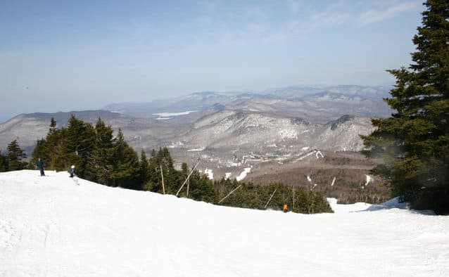 Remembering a serendipitous first day of skiing at Pico
