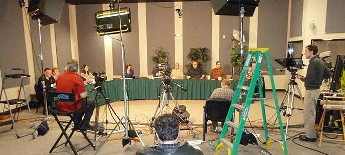 PEGTV to broadcast live  Aldermanic Forum Feb. 18