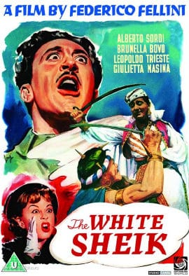 """Chandler Film Society presents """"The White Sheik"""" on March 20"""