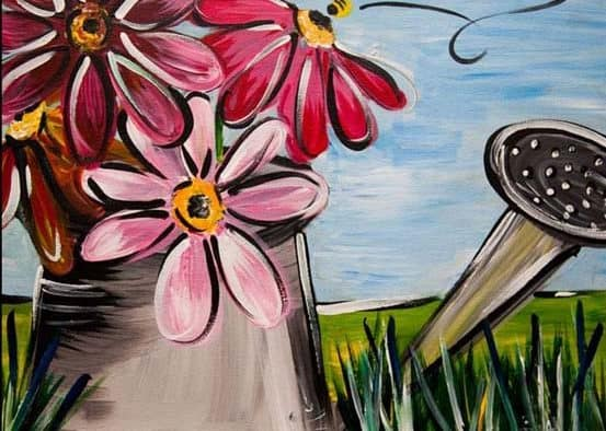 Slate Valley Museum to hold Sip and Paint on Slate event