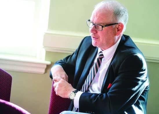 Dr. Richard Lloyd to leave CSJ