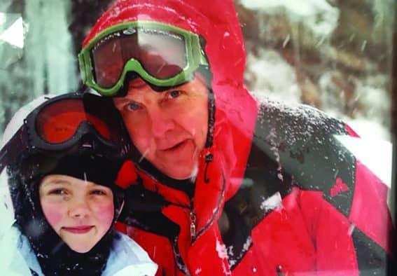 Profile: Jim Rutledge enjoys the ski life