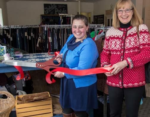 Twigs and Thistle, a thrift boutique, opens in Chester