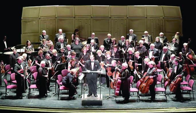 Chandler hosts spring concert by Vermont Philharmonic
