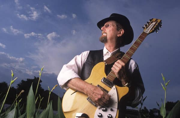 Pentangle Arts Council presents an evening with Roger McGuinn