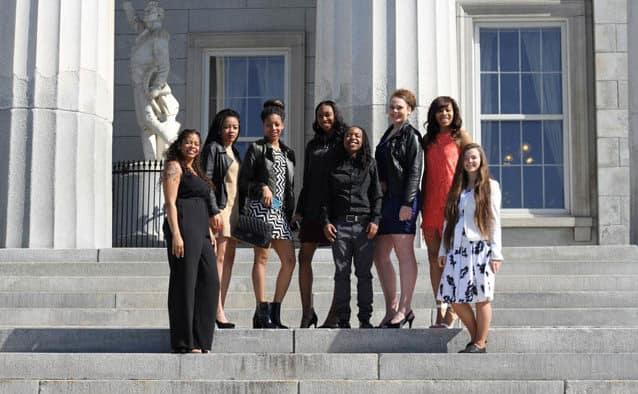 State Legislature recognizes CSJ women's basketball team