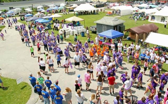 Rutland volunteer helps to grow Rutland County Relay for Life