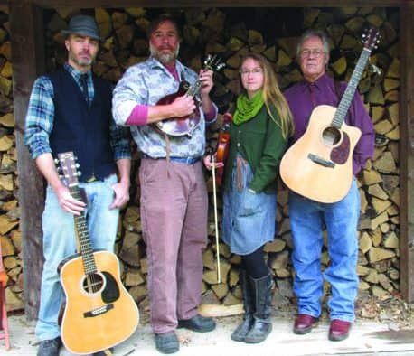 A night of your grandfather's bluegrass and country to be heard in Granville