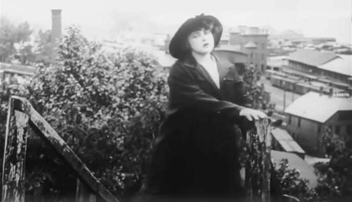 "Chandler screens restored 1916 film, ""A Vermont Romance"""