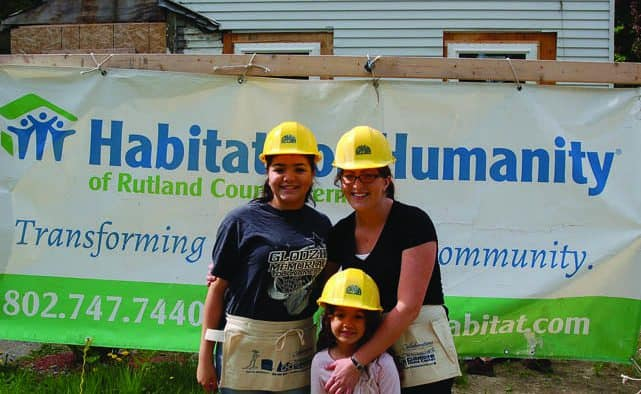 Habitat for Humanity of Rutland County selects first partner homebuyer