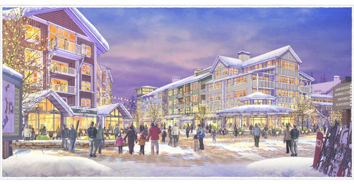 Killington Village closer than ever