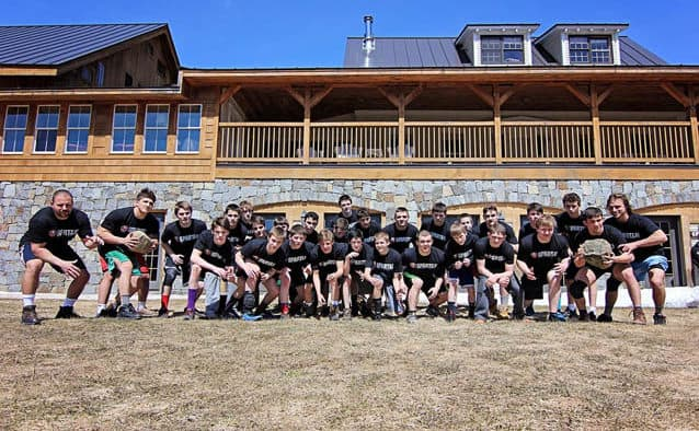 Spartan Wrestling Camp trains youth for both physical and mental challenges
