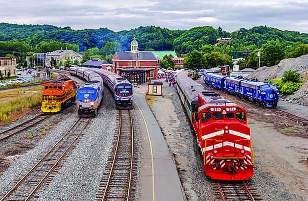 24nd annual Glory Days festival celebrates Vermont railways
