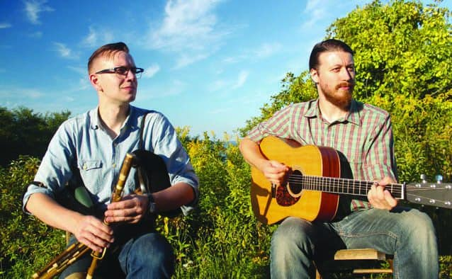 Brandon Music presents Will Woodson and Eric McDonald