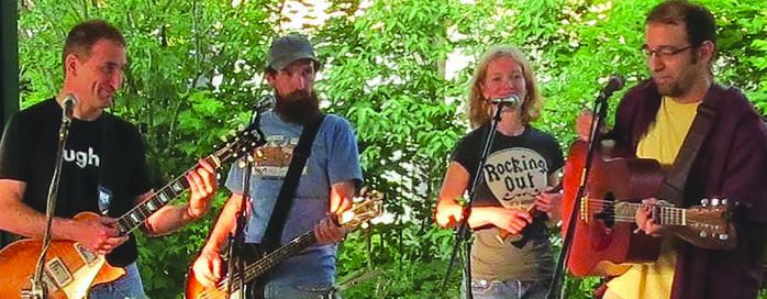 The Plumb Bobs open the fall season at Tinmouth's Old Firehouse