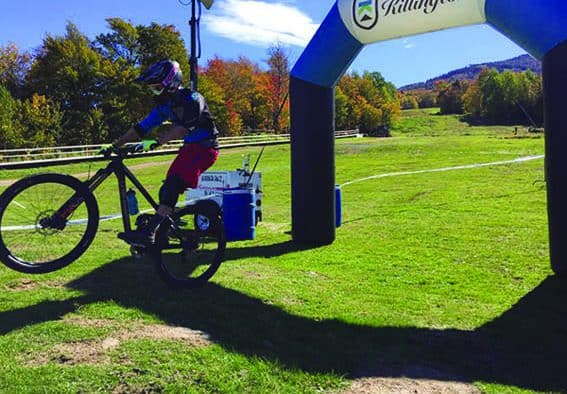 Up & Down Roll relay-style event returns to Killington, Sunday
