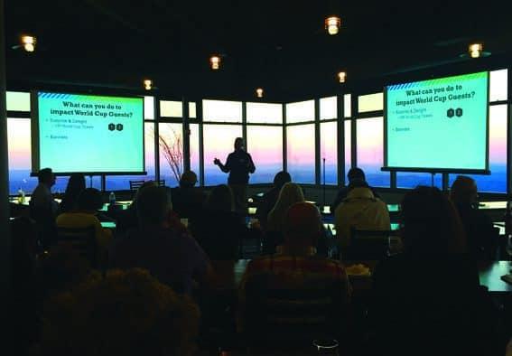 Killington collaborates with partners across region