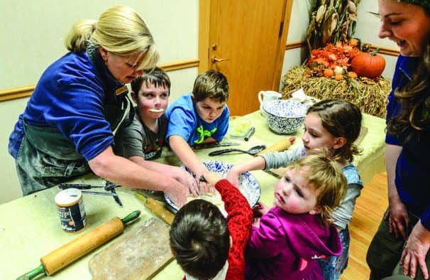 Visitors invited to celebrate a late 19th-century Thanksgiving at Billings Farm