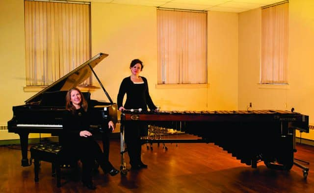 "The Ricochet Duo presents ""Wired"" at Brandon Music"