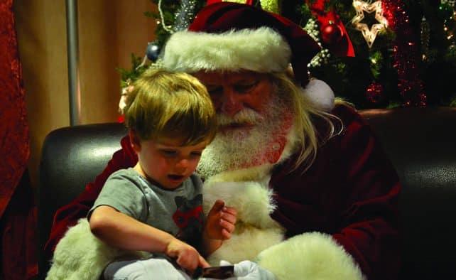 Looking for Santa?