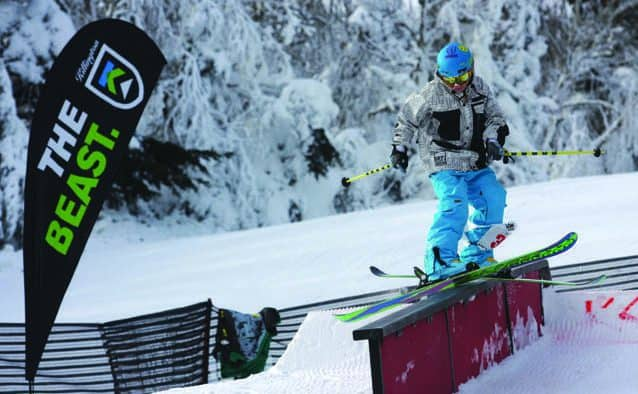 Big purse up for grabs at premier rail jam