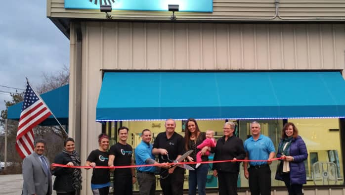 Club Fitness celebrates opening