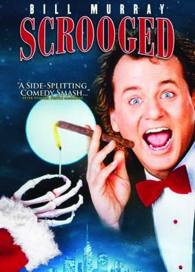 """""""Scrooged"""" screens at the Paramount, a rendition of a holiday classic"""