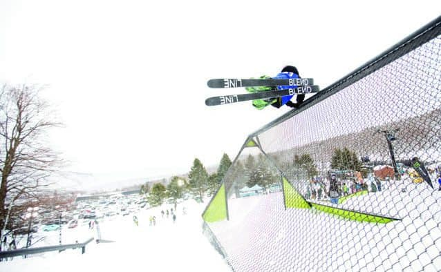 Freestylers compete for $25,000 at Killington