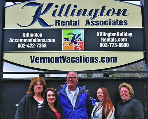 Two premier Killington vacation rental agencies merge