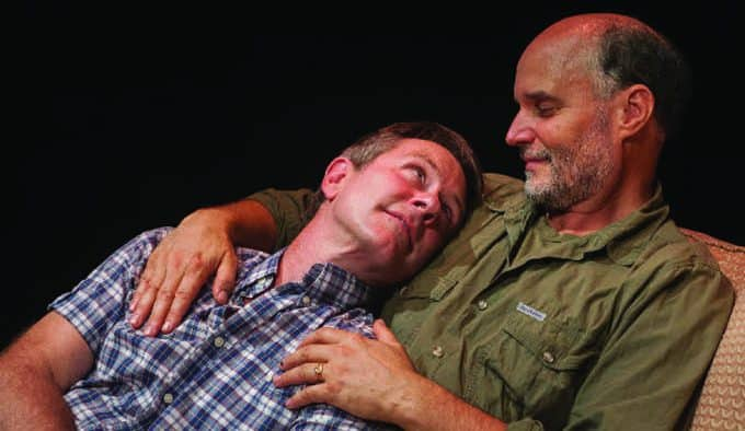 "Vermont Pride Theater presents ""Perfect Arrangement"""