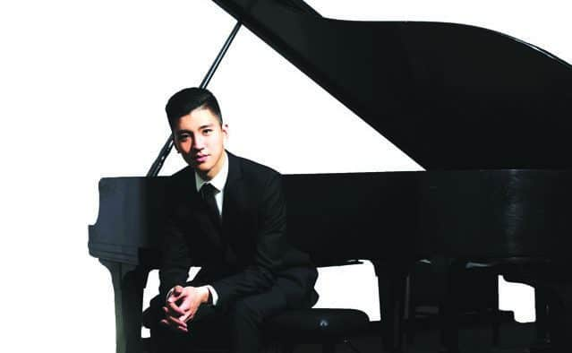 Passages at the Paramount continues with Narek Arutyunian, clarinetist and Yun-Chin Zhou, pianist