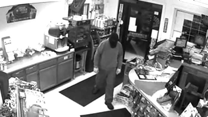 Suspect in Wallingford robbery sought