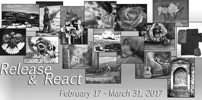 "Chaffee Art Center opens ""Release and React"" exhibit, Friday"