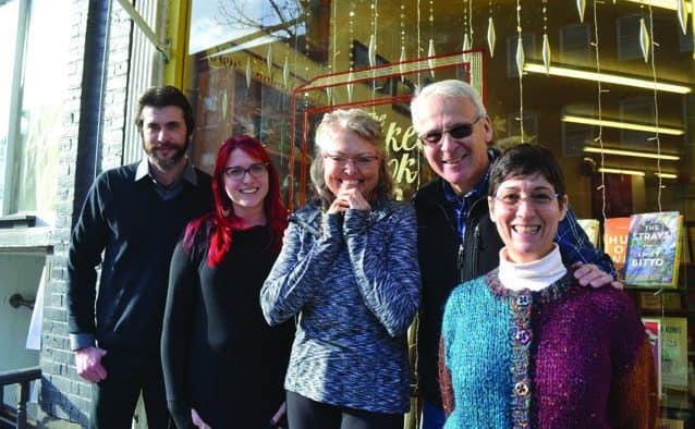Phoenix Books buys Vermont's oldest bookstore