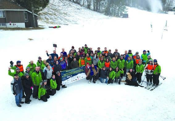 Pico to host ski festival for visually impaired skiers, 10th year