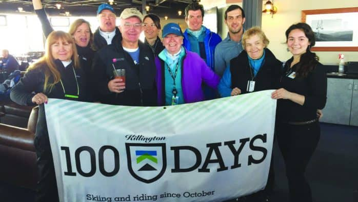 """Mrs. G."" makes 100 days"