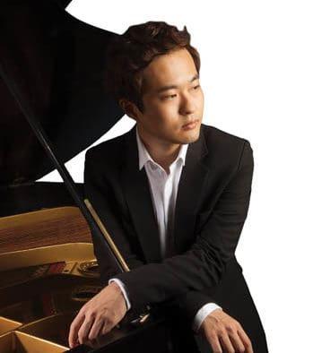 """Passages at the Paramount"" presents pianist Dasol Kim, winner of the Paramount Award"