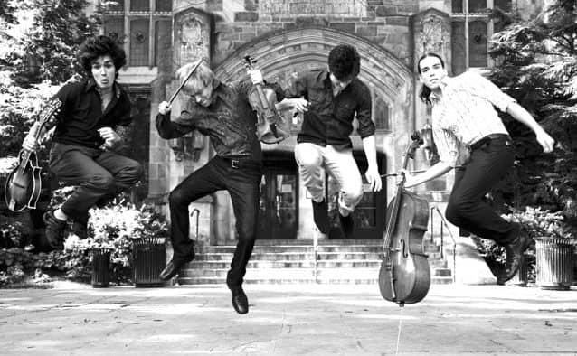 Multi-genre fiddler and violinist Jeremy Kittel comes to Castleton