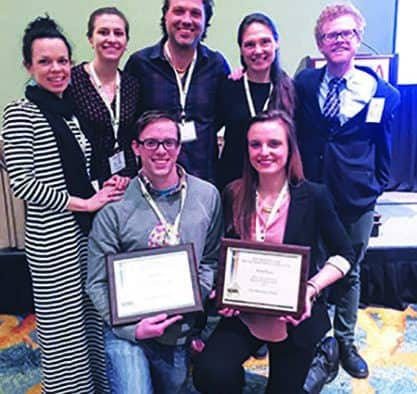 Mountain Times takes home newspaper awards