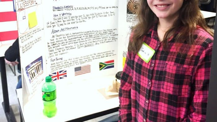 Mendon student wins state math competition