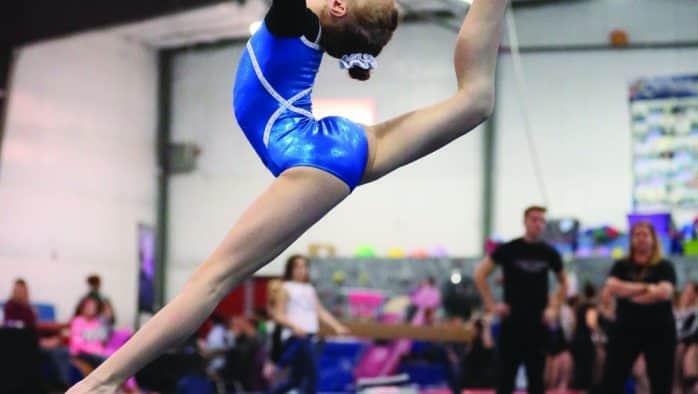 Cobra Gymnastics shines at Hip Hop Classic
