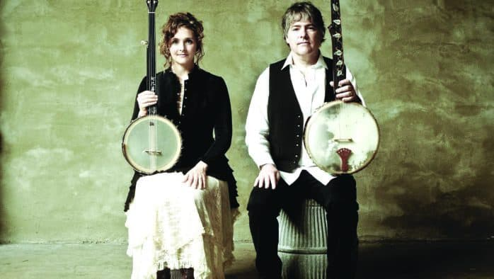Béla Fleck and Abigail Washburn to blend banjos on the Chandler mainstage