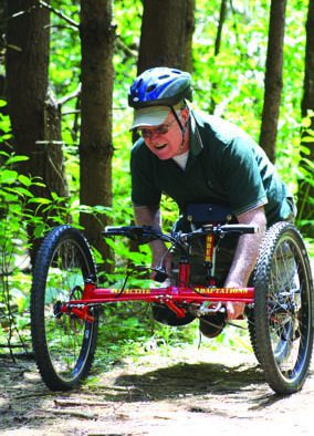 New England's first adaptive mountain biking program comes to Killington this summer