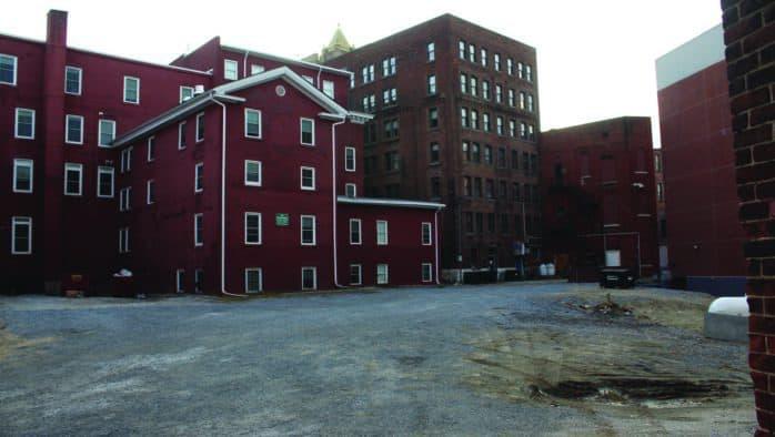 Rutland panel backs $200K to help turn alley into marketplace