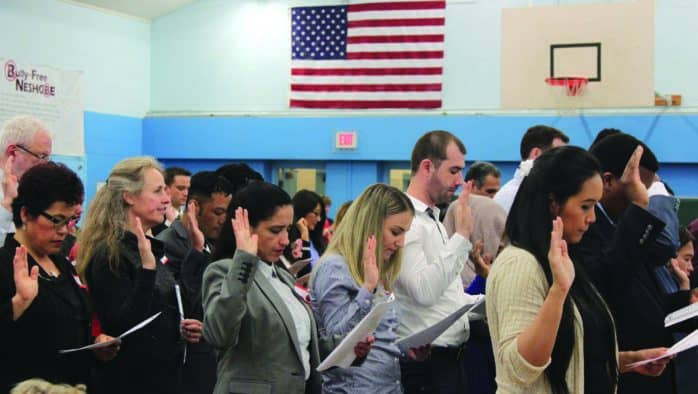New Americans welcomed in Brandon