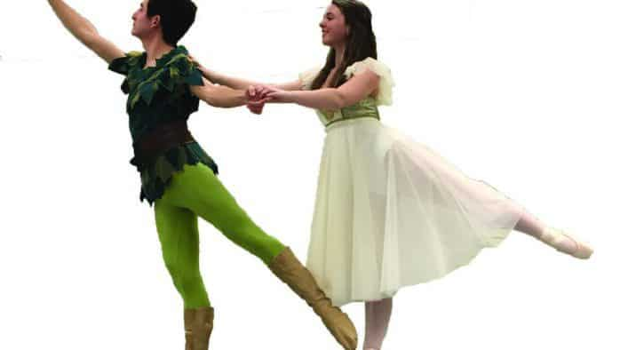 "Vermont Center for Dance Education to stage ""Neverland"" at Paramount Theatre"