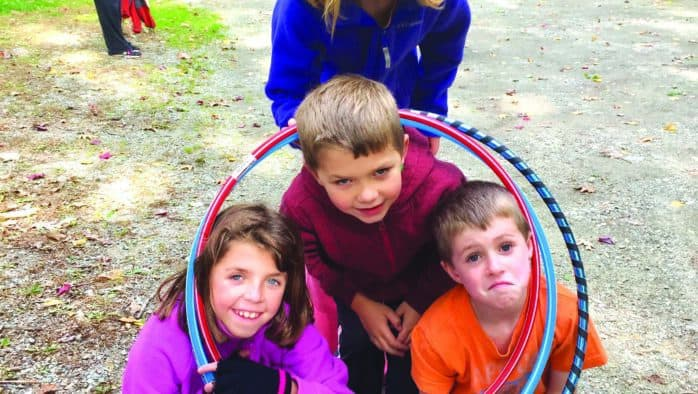 Hula Hoop Hoopla will have  children of all ages spinning