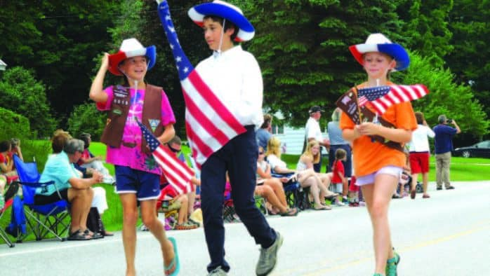Killington's 4th of July activities include fireman's picnic and raffle