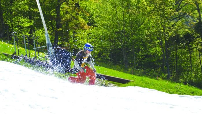 Killington hosts final weekend of skiing and riding